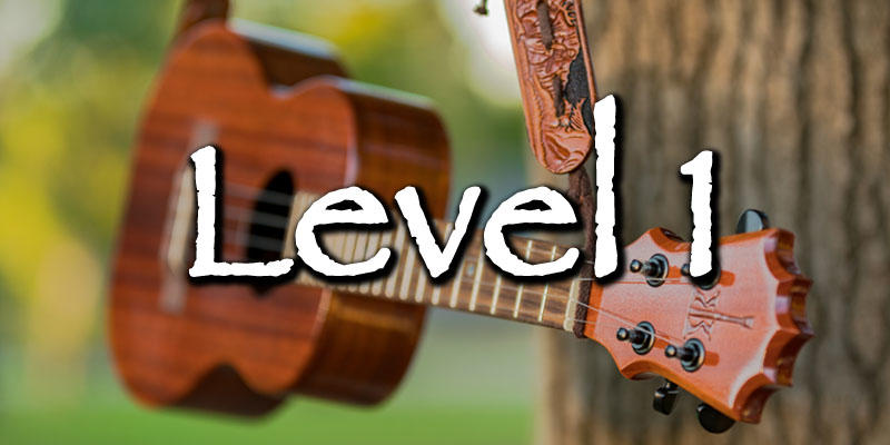 Master The Ukulele Level 1