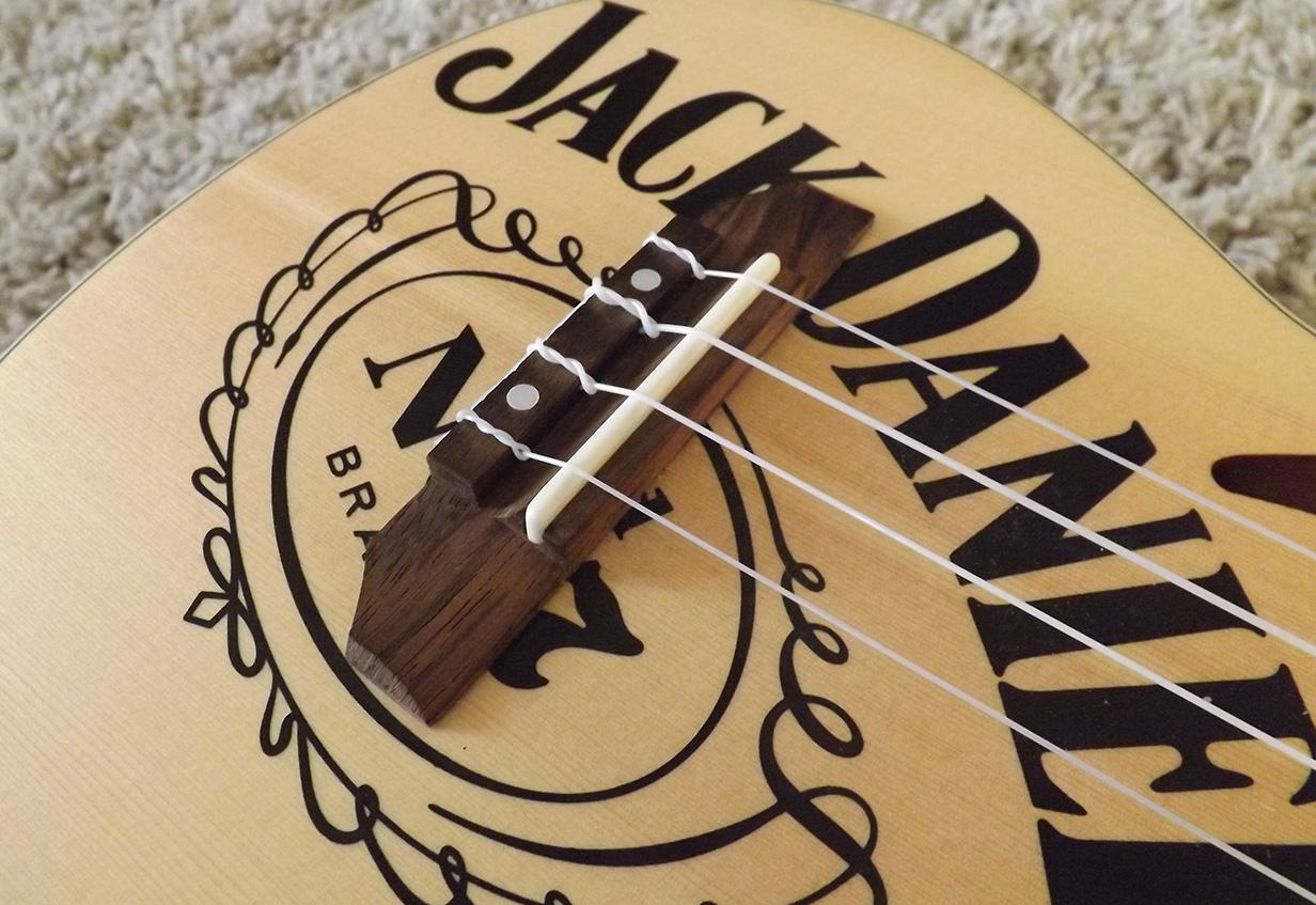 Peavey Jack Daniels Ukulele