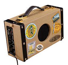 Luna Suitcase Amp