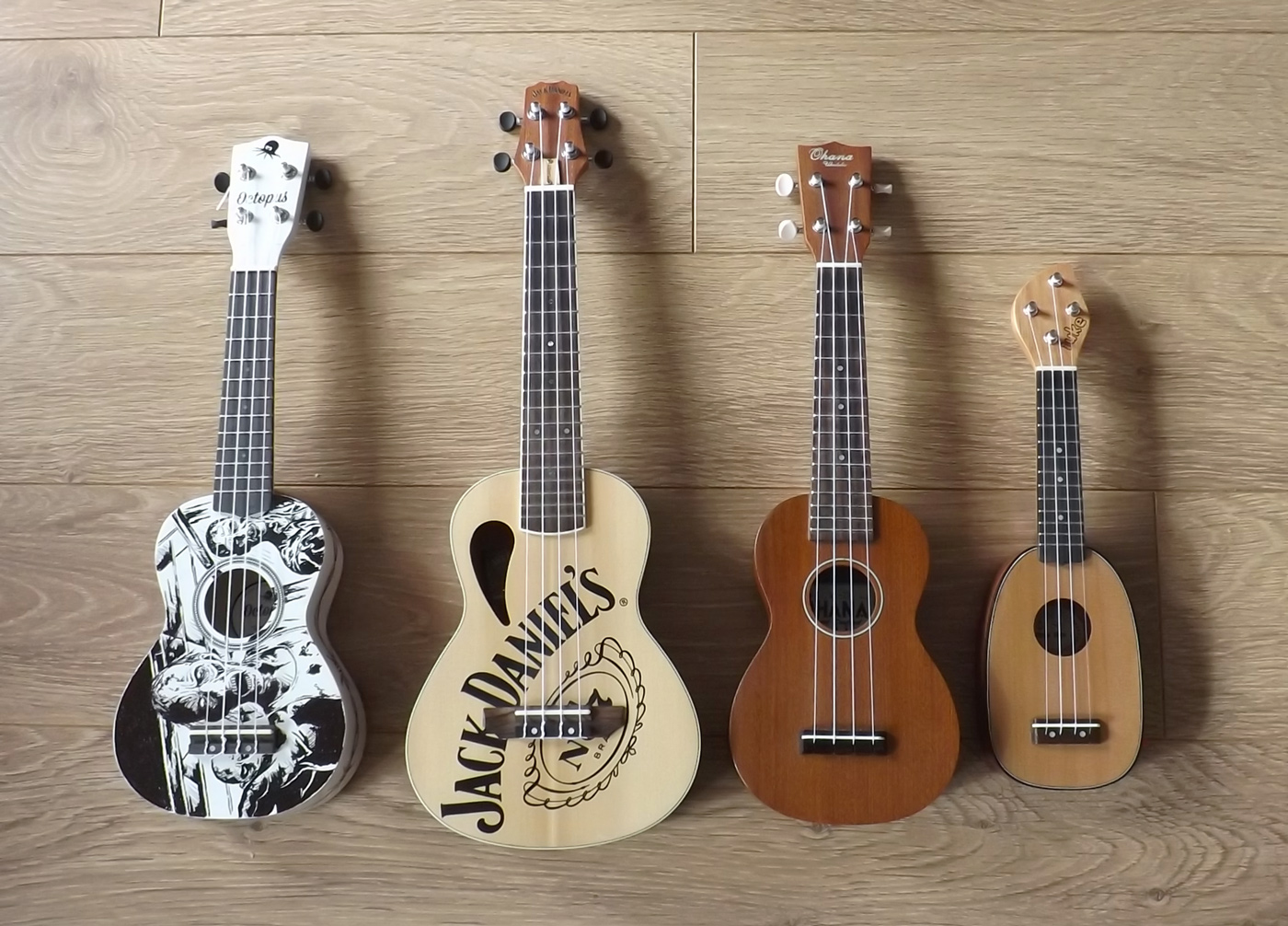 Ukulele Go Collection