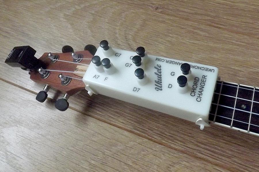 ukulele chord changer