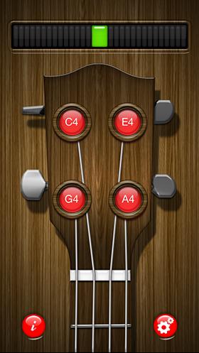 How To Tune A Ukulele Smartphone App
