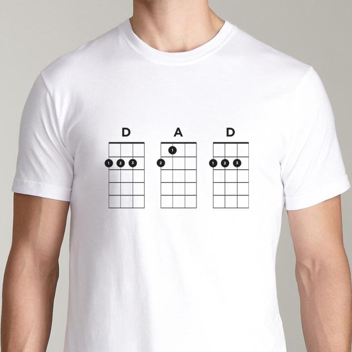 Dad Ukulele T-Shirt