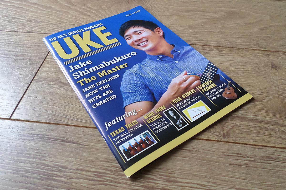 Uke Magazine UK