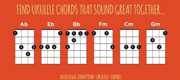 Find Ukulele Chords That Sound Great Together