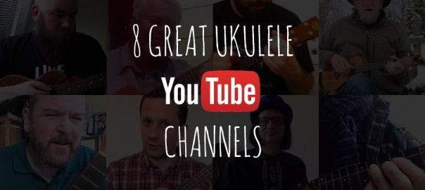 8 great youtube ukulele channels