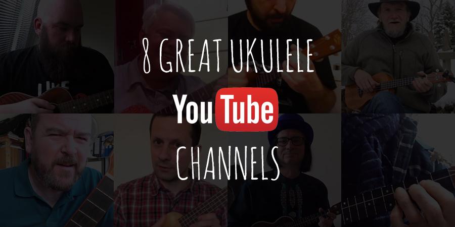 8 Great Ukulele Youtube Channels Ukulele Go