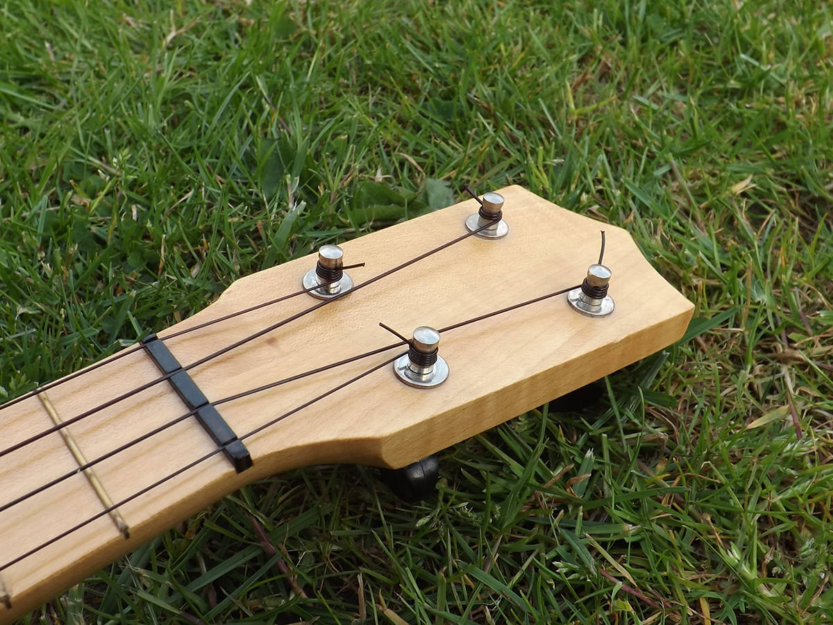Bruko No 5 Headstock