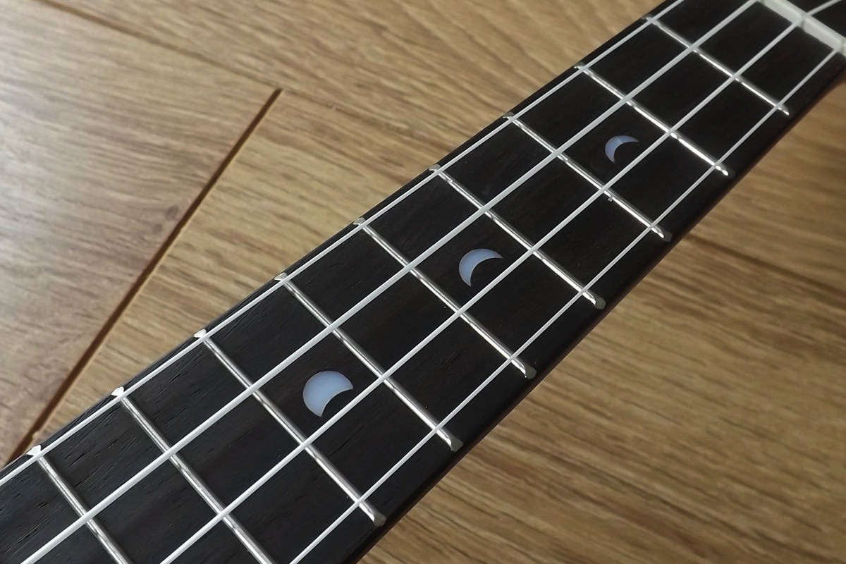Luna Concert Electro Moon Phases Fret Markers