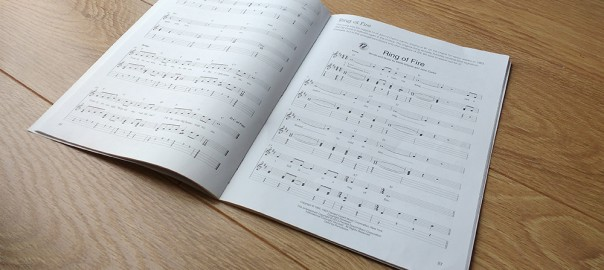 Chord Melody Book Review