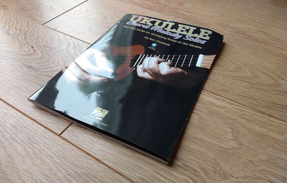 Ukulele Chord Melody Solos Book Review Ukulele Go