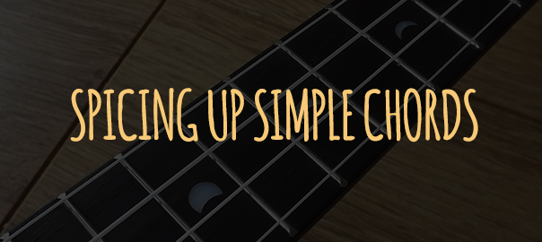 Spice Up Simple Chords