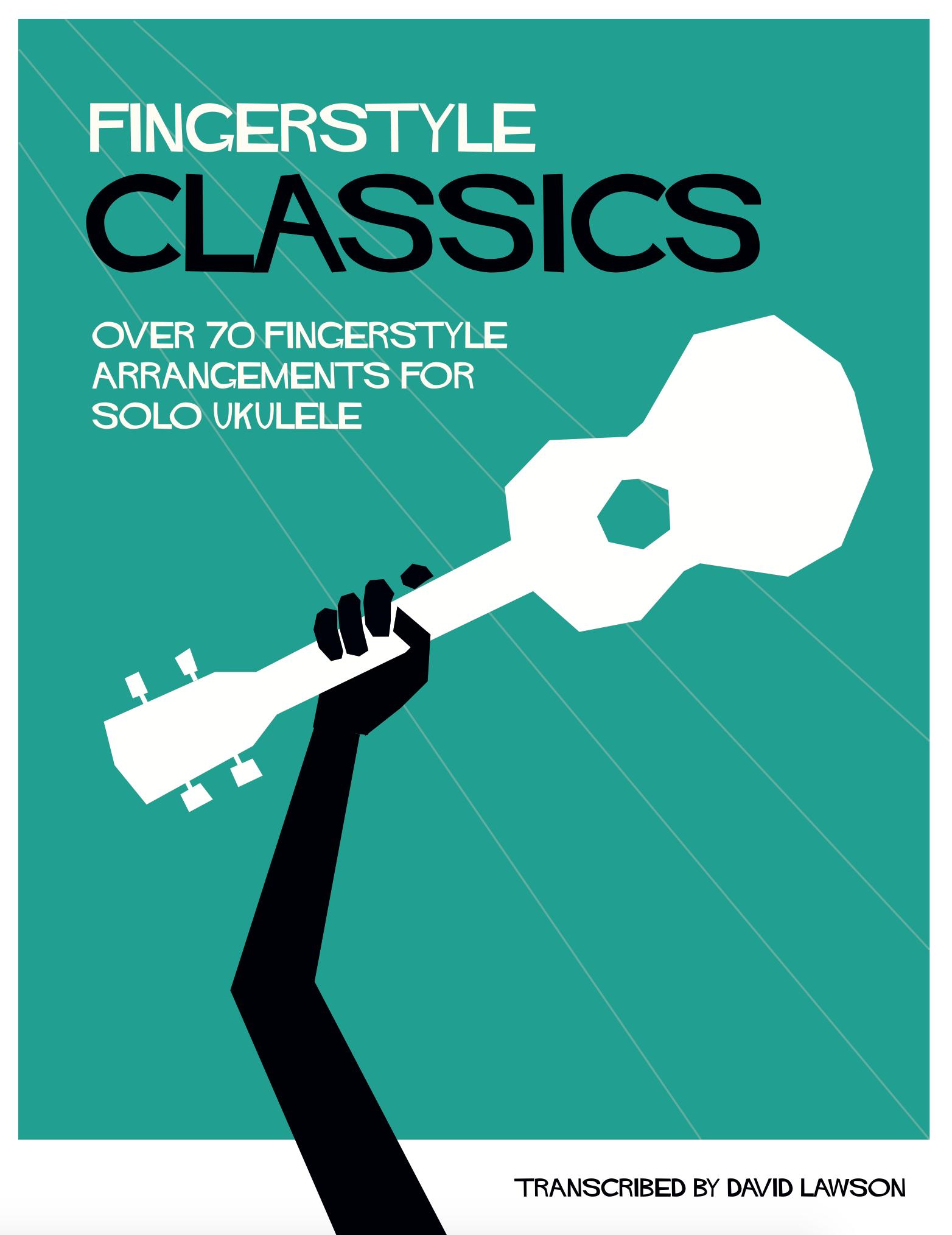 Ukulele Fingerstyle Classic Ebook