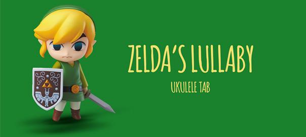 Zelda's Lullaby Ukulele