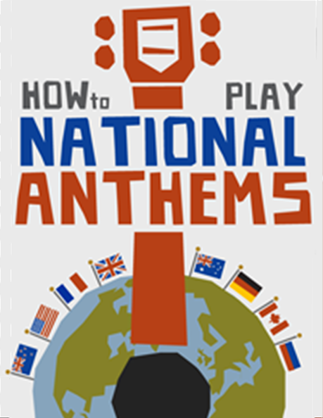 How To Play National Anthems Ukulele Ebook