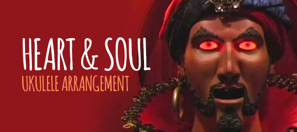 Heart And Soul Ukulele