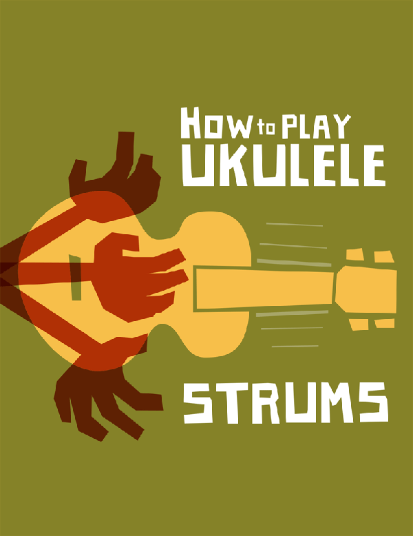 How To Play Ukulele Strums Ebook