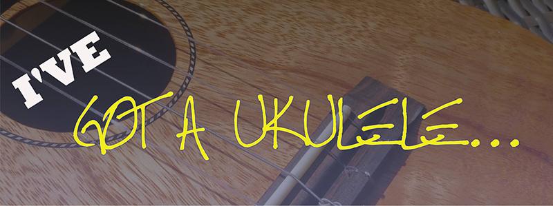 I've Got A Ukulele Facebook Group