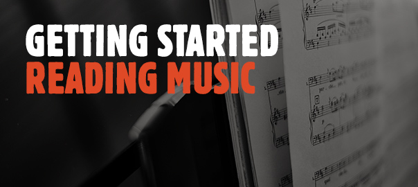 Getting Started Reading Music